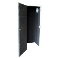 1.206 - Sound absorbing cupboard for Automatic Marshall compactor 1.202