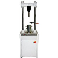 3.270 - Universal test machines 100 kN feed regulated Feed 0,01 mm/min. to 50,99 mm/min.