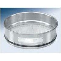 7.480.012 - Test sieves acc. DIN ISO 3310-1 Ø 200 mm height 32 mm mesh size 0,125 mm
