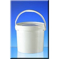 Z1.046 - Plastic bucket PP with snap-on lid 10,8 l